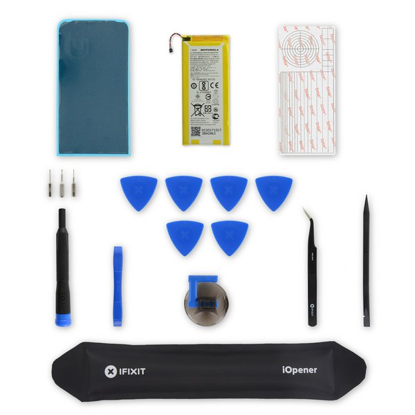 Motorola Moto G5 Plus Replacement Battery / Fix Kit
