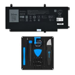 Dell Inspiron 15-7547 7.4V Replacement Battery / Fix Kit