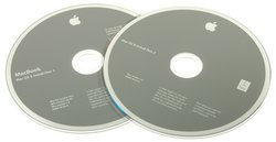 MacBook (Santa Rosa) Restore DVDs