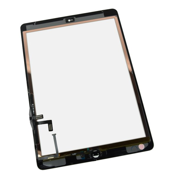 iPad Air Front Glass/Digitizer Touch Panel Full Assembly / New / Part Only / White