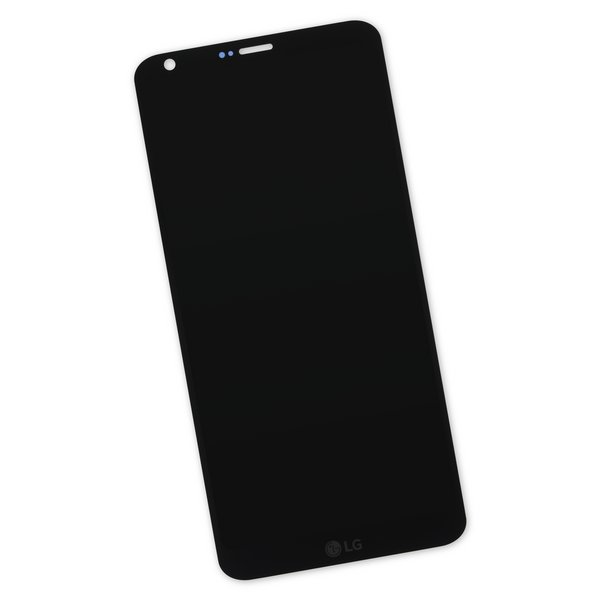 LG G6 LCD and Digitizer / Black / Part Only