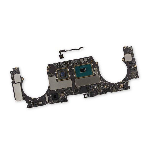 "MacBook Pro 15"" Retina (2017) 2.8 GHz Logic Board, Radeon Pro 555 / 256 GB"