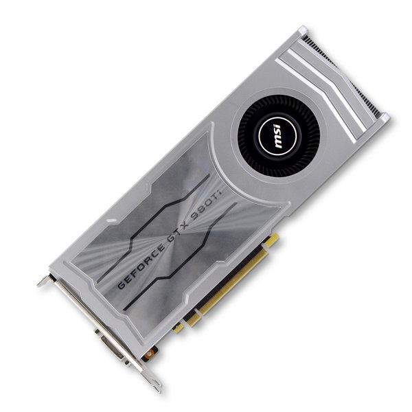GeForce GTX 980 Ti Graphics Card