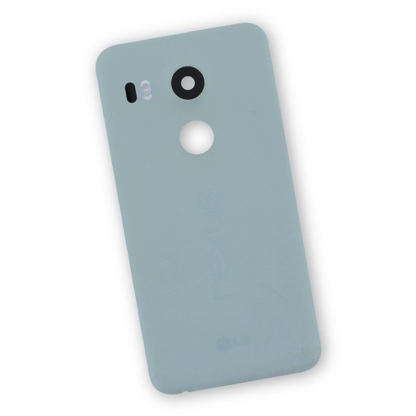 Nexus 5X Rear Panel / Blue / A-Stock