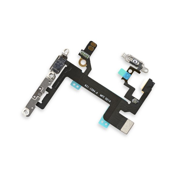 iPhone 5s Audio Control and Power Button Cable