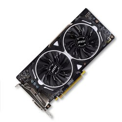 MSi RX 480 Graphics Card