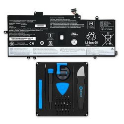 Lenovo ThinkPad X1 Yoga 4th Gen and X1 Carbon 7th Gen Replacement Battery / Fix Kit