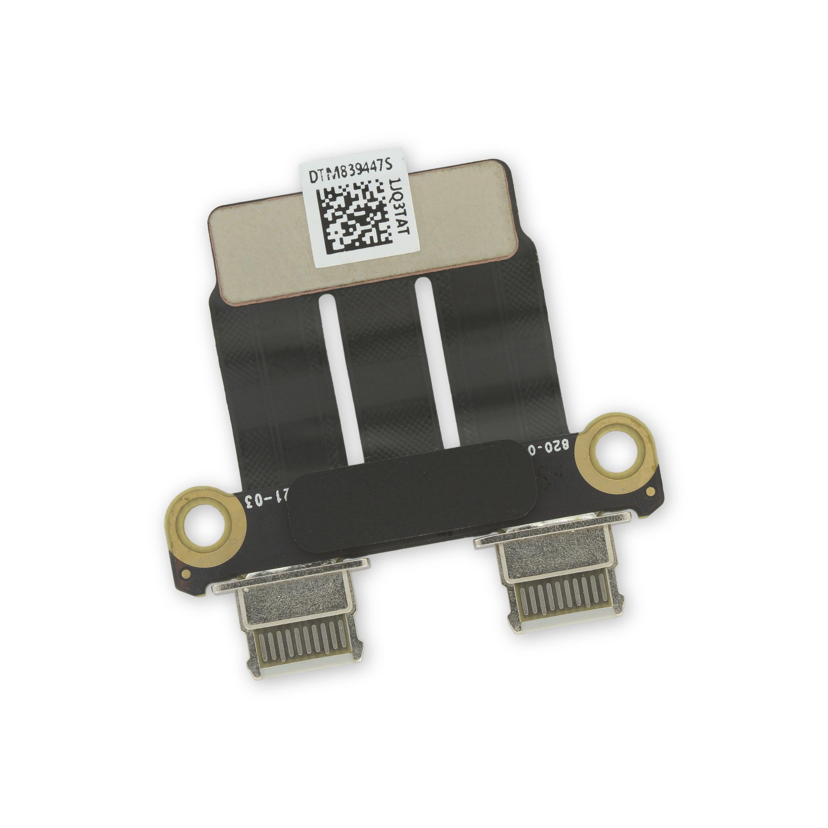 Immagine MacBook Pro (A1989, A1990, A2289, A2141 Mid 2018-2020) USB-C Board
