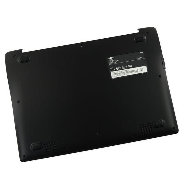Samsung XE503C12 Chromebook Bottom Cover / A-Stock / Black