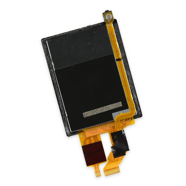 GoPro Hero4 Silver Rear Display Assembly