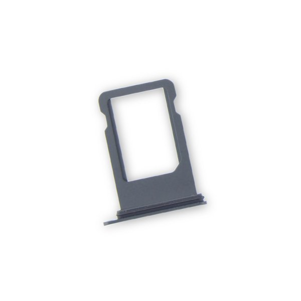 iPhone X SIM Card Tray / Black / New
