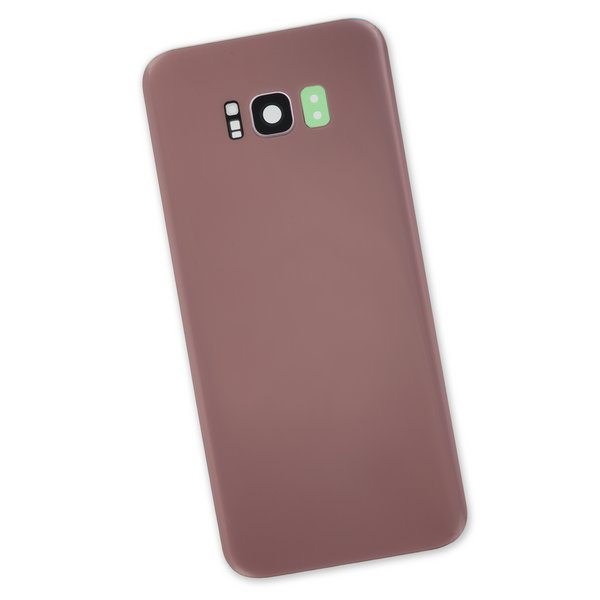 Galaxy S8+ Rear Glass Panel/Cover / Part Only / Rose Gold
