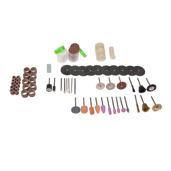 Rotary Tool Accessory Kit 100 Pieces