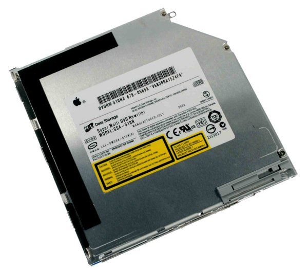 MacBook 8x SuperDrive