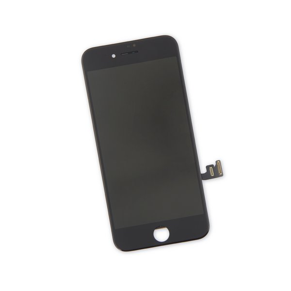 iPhone 8 LCD and Digitizer / New, Premium / Black