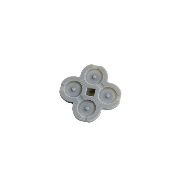 Nintendo 3DS XL Control Buttons Rubber Gasket