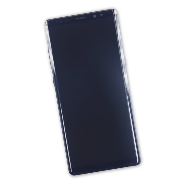 Galaxy Note8 Screen and Digitizer Assembly / Black