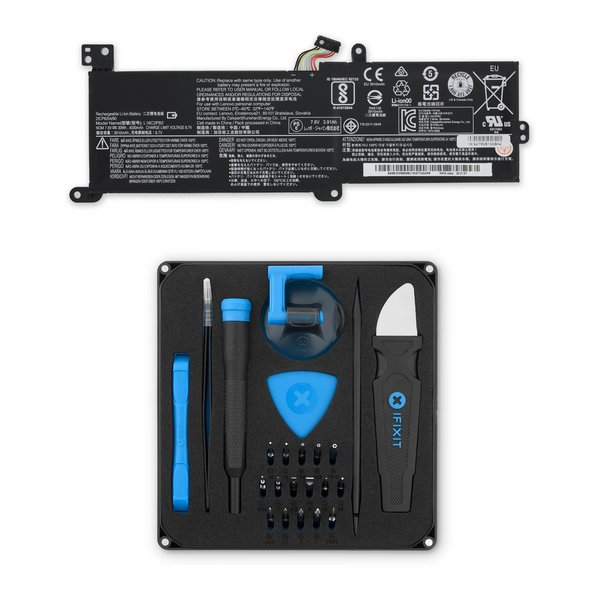 Lenovo IdeaPad 330 and 320 Replacement Battery / Fix Kit
