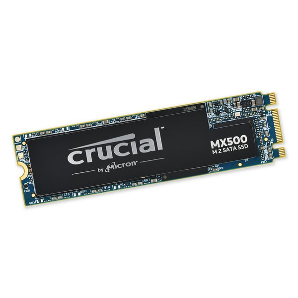 Crucial MX500 M.2 Type 2280 SSD / 500 GB