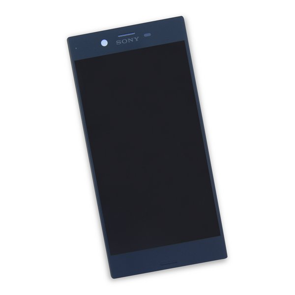 Sony Xperia XZ Screen / Blue