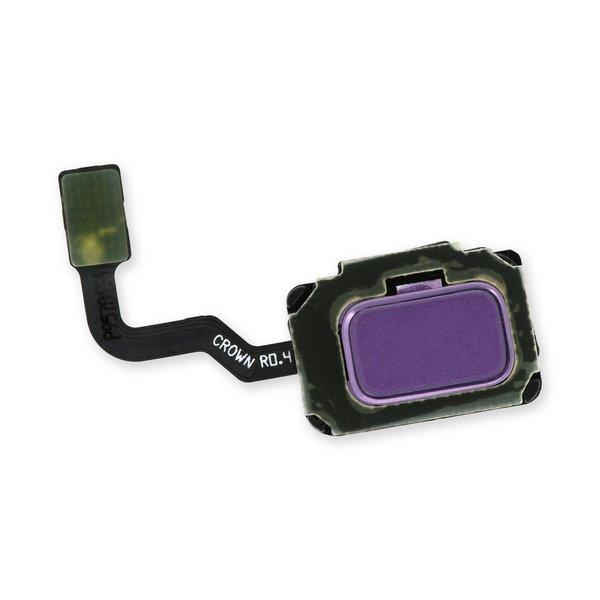 Galaxy Note9 Fingerprint Sensor / Purple