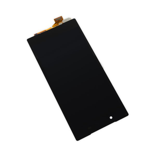 Sony Xperia Z5 LCD Screen and Digitizer / Black / Part Only