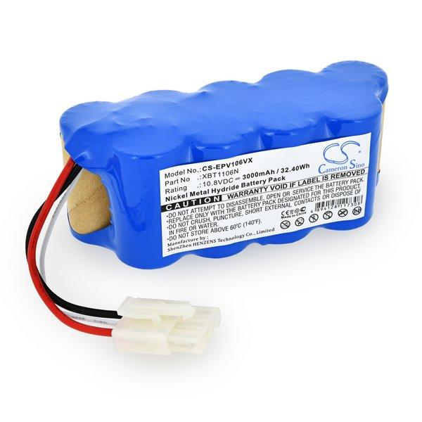 Shark Navigator Freestyle Replacement Battery