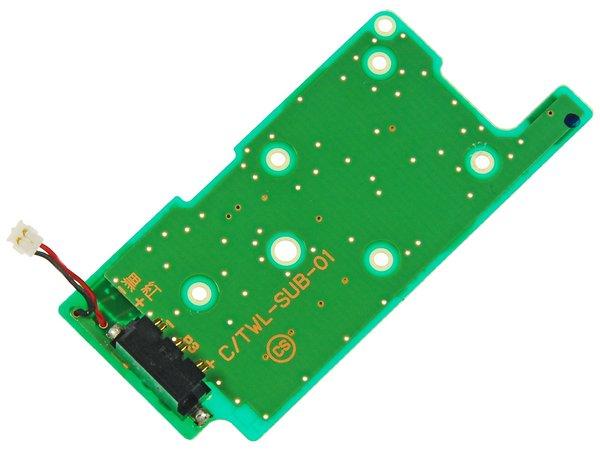 Nintendo DSi Power Board