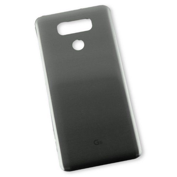 LG G6 Rear Glass Panel / Silver