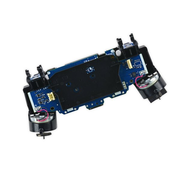 DualShock 4 Controller Motherboard and Midframe Assembly (JDM-001)