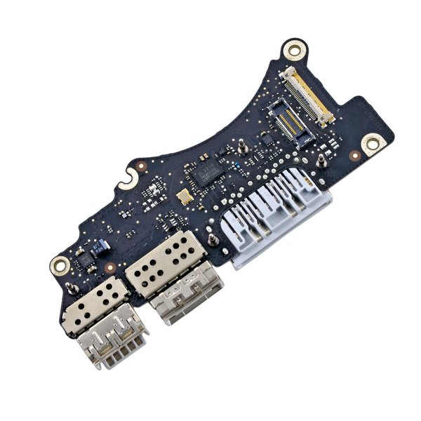 "MacBook Pro 15"" Retina (Late 2013/Mid 2014) Right I/O Board"