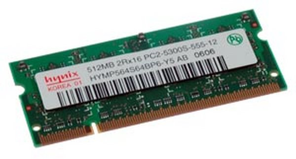 PC2-5300 512 MB RAM Chip