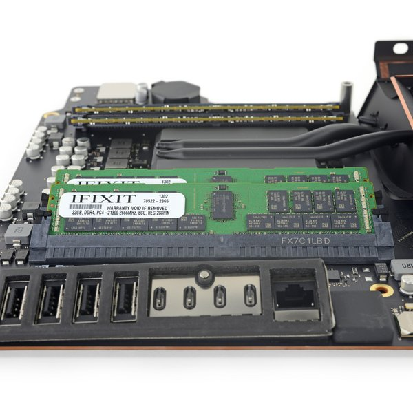 iMac Pro Memory Maxxer RAM Upgrade Kit