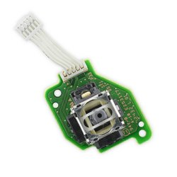 Nintendo Wii U GamePad Left Joystick Board