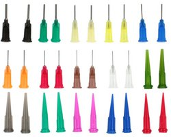30 Assorted Dispensing Needles