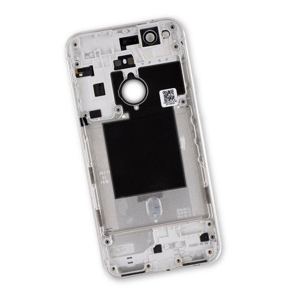 Google Pixel Rear Case / New / White