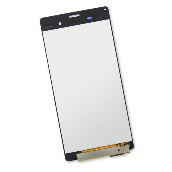 Sony Xperia Z3 and Z3 Dual LCD Screen and Digitizer / White / Part Only