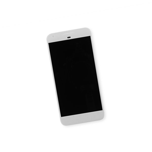 Google Pixel XL LCD Screen and Digitizer / White / New