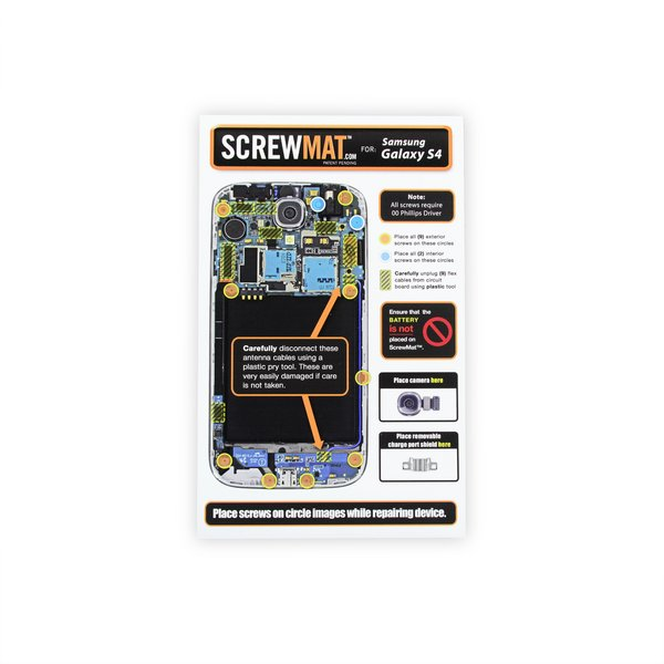 ScrewMat Collection / Samsung Galaxy S4