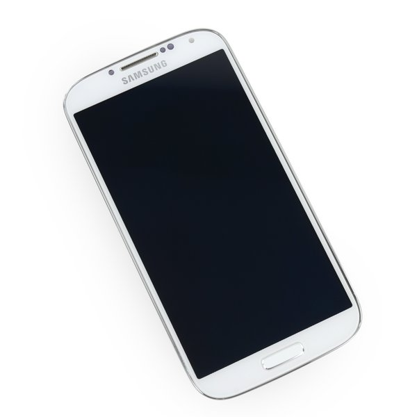 Galaxy S4 (Sprint/Verizon) Screen Assembly / White / New