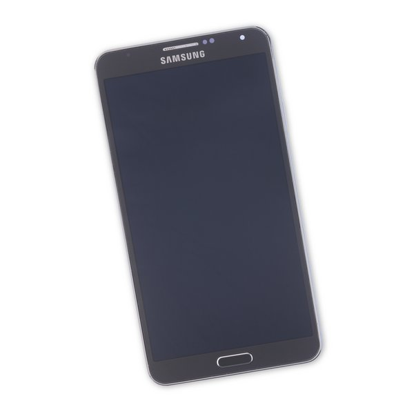 Galaxy Note 3 Screen and Digitizer Assembly (T-Mobile/AT&T) / A-Stock / Black