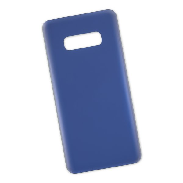 Galaxy S10e Rear Glass Panel/Cover / Blue