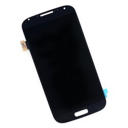 Galaxy S4 LCD Screen and Digitizer (no Midframe) / Black / Part Only
