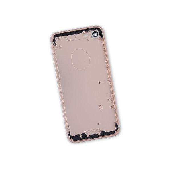 iPhone 7 Blank Rear Case / Rose Gold