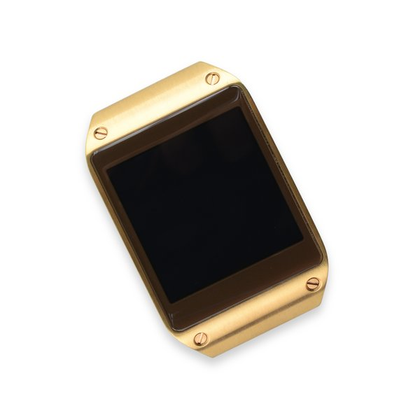 Galaxy Gear (1st Gen) Display Assembly / Gold / B-Stock