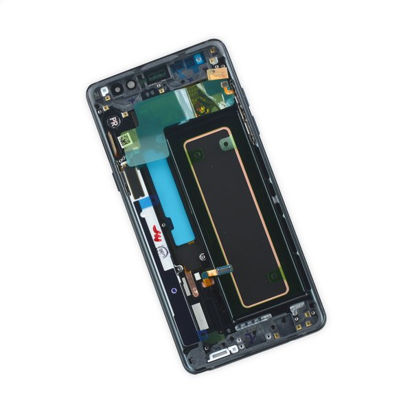 Galaxy Note7 (Europe) LCD Screen and Digitizer Full Assembly / Black