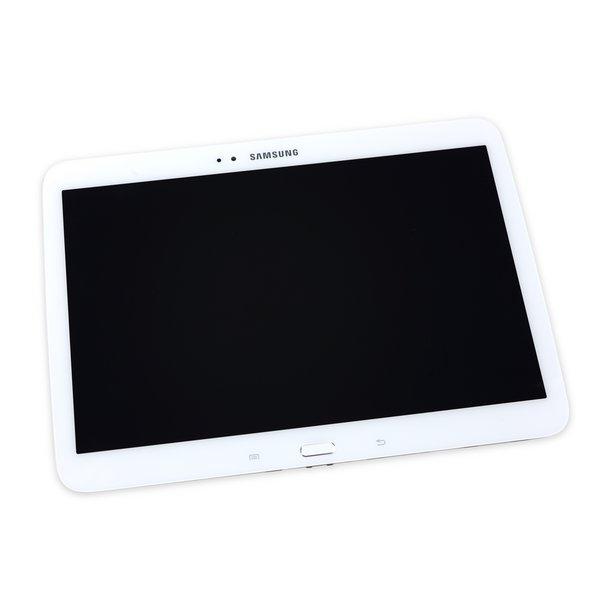 Galaxy Tab 3 10.1 Screen / White / A-Stock