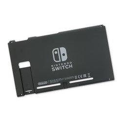 Nintendo Switch Rear Panel / New