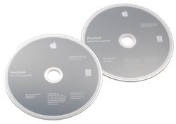 MacBook Unibody (A1342 Late 2009) Restore DVDs