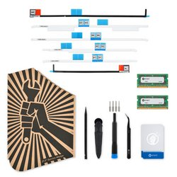 "iMac Intel 21.5"" EMC 2545/2638/2742 (2013) Memory Maxxer RAM Upgrade Kit / Upgrade Bundle"